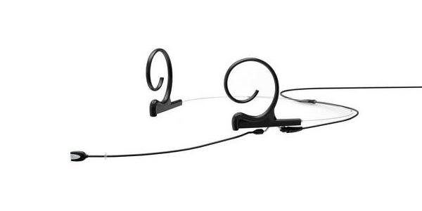 DPA d:fine headset dual ear omni zwart