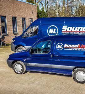 SoundLink Dry-Hire Transportservice